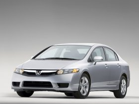 Ver foto 8 de Honda Civic Sedan USA 2008