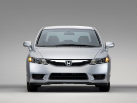 Ver foto 7 de Honda Civic Sedan USA 2008