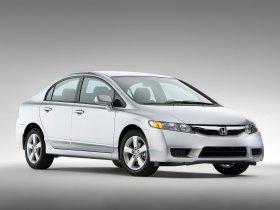 Ver foto 6 de Honda Civic Sedan USA 2008