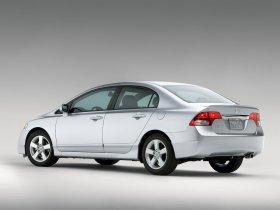 Ver foto 3 de Honda Civic Sedan USA 2008