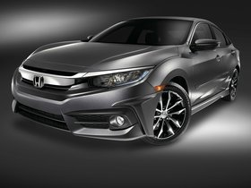 Ver foto 3 de Honda Civic Sedan With Genuine Accessories USA 2015