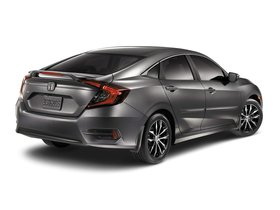Ver foto 2 de Honda Civic Sedan With Genuine Accessories USA 2015