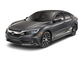 Fotos de Honda Civic Sedan With Genuine Accessories USA 2015