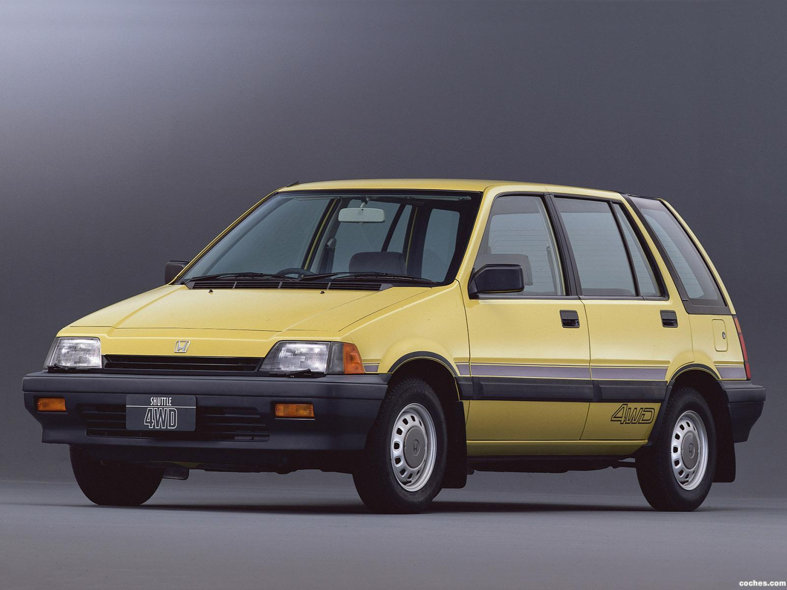 Foto 0 de Honda Civic Shuttle 1983