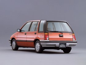 Ver foto 7 de Honda Civic Shuttle 1983