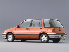 Ver foto 6 de Honda Civic Shuttle 1983