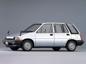 Ver foto 4 de Honda Civic Shuttle 1983