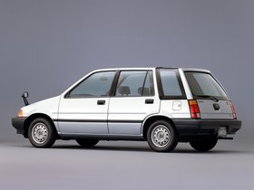 Ver foto 3 de Honda Civic Shuttle 1983