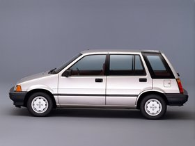 Ver foto 13 de Honda Civic Shuttle 1983