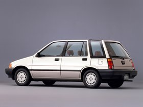 Ver foto 12 de Honda Civic Shuttle 1983