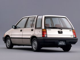 Ver foto 11 de Honda Civic Shuttle 1983