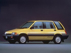 Ver foto 10 de Honda Civic Shuttle 1983