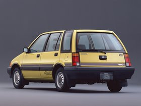 Ver foto 9 de Honda Civic Shuttle 1983