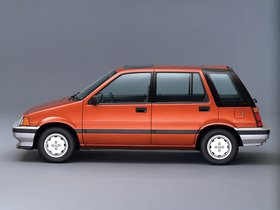 Ver foto 8 de Honda Civic Shuttle 1983