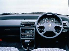 Ver foto 4 de Honda Civic Shuttle Beagle 4WD 1994