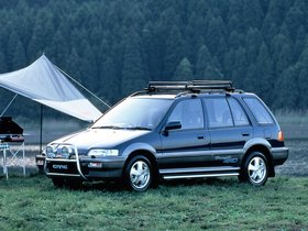 Ver foto 3 de Honda Civic Shuttle Beagle 4WD 1994