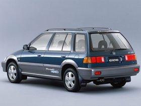 Ver foto 2 de Honda Civic Shuttle Beagle 4WD 1994