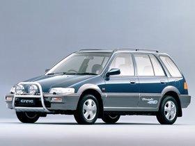 Fotos de Honda Civic Shuttle Beagle 4WD 1994