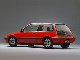Ver foto 7 de Honda Civic Si 1984