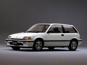 Ver foto 5 de Honda Civic Si 1984