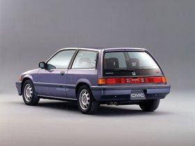 Ver foto 3 de Honda Civic Si 1984