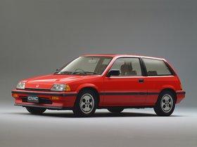 Ver foto 2 de Honda Civic Si 1984
