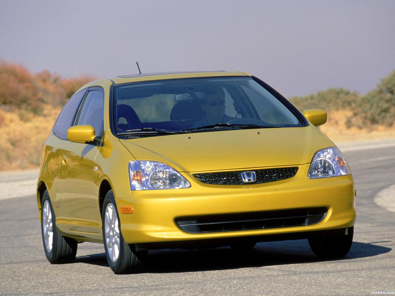 Foto 0 de Honda Civic Si 2001