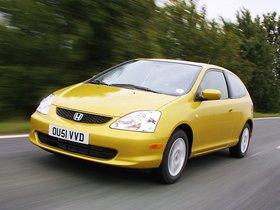 Ver foto 6 de Honda Civic Si 2001