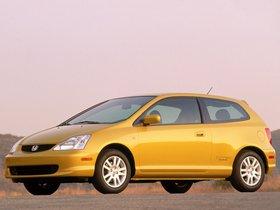 Ver foto 5 de Honda Civic Si 2001