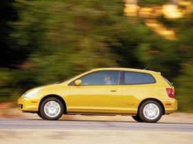 Ver foto 2 de Honda Civic Si 2001