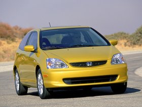 Fotos de Honda Civic Si 2001