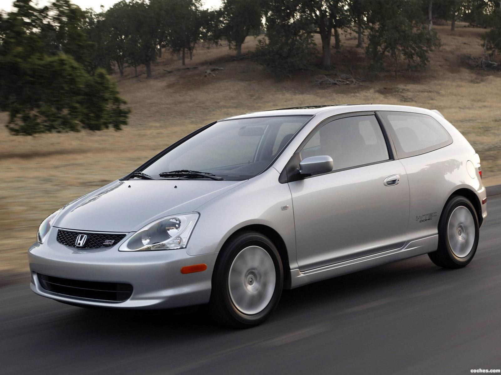 Foto 0 de Honda Civic Si 2003