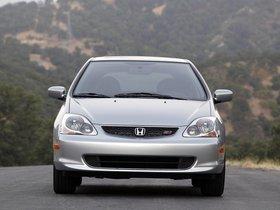 Ver foto 3 de Honda Civic Si 2003