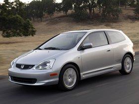 Fotos de Honda Civic Si 2003