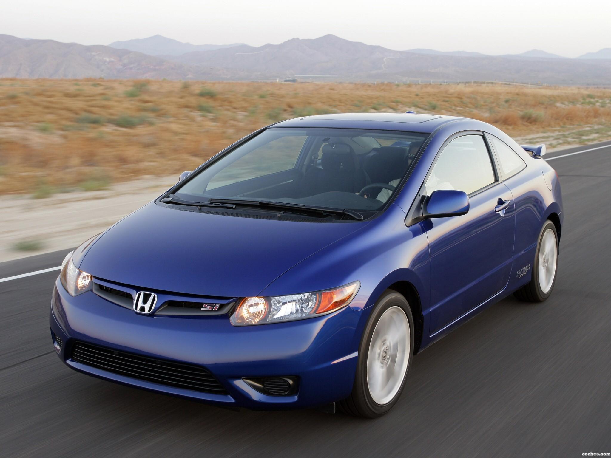 Foto 0 de Honda Civic Si 2006