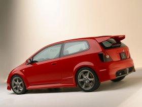 Ver foto 5 de Honda Civic Si Concept 2003