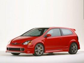 Ver foto 4 de Honda Civic Si Concept 2003