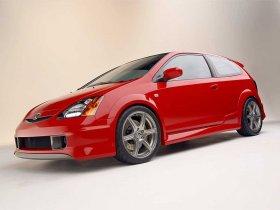 Ver foto 2 de Honda Civic Si Concept 2003