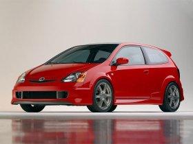 Fotos de Honda Civic Si Concept 2003
