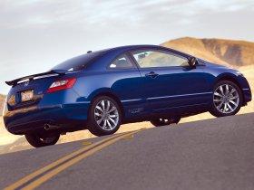 Ver foto 6 de Honda Civic Si Coupe 2008