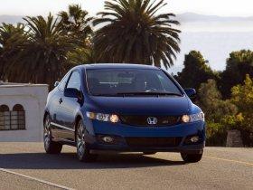 Ver foto 3 de Honda Civic Si Coupe 2008