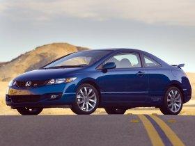 Fotos de Honda Civic Si Coupe 2008