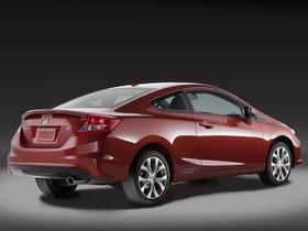Ver foto 25 de Honda Civic Si Coupe 2011