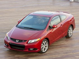 Ver foto 15 de Honda Civic Si Coupe 2011