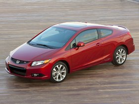 Ver foto 14 de Honda Civic Si Coupe 2011