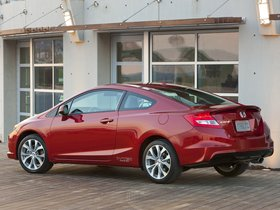 Ver foto 12 de Honda Civic Si Coupe 2011