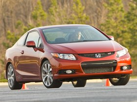 Ver foto 9 de Honda Civic Si Coupe 2011