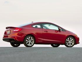 Ver foto 4 de Honda Civic Si Coupe 2011