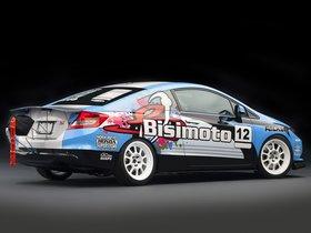 Ver foto 3 de Honda Civic Si Coupe Bisimoto 2011