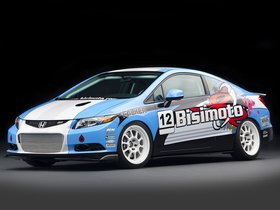 Fotos de Honda Civic Si Coupe Bisimoto 2011